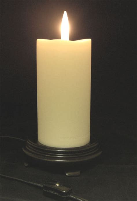 electric resin candle kit