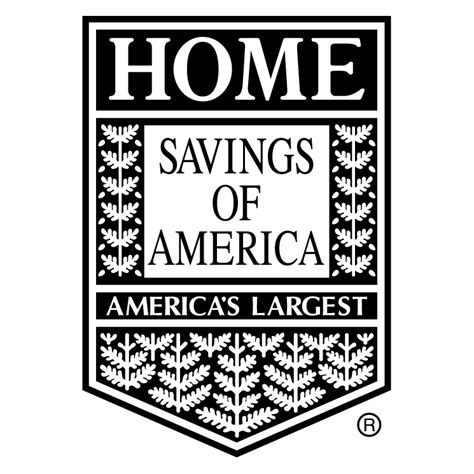 home savings of america 0 free vector 4vector