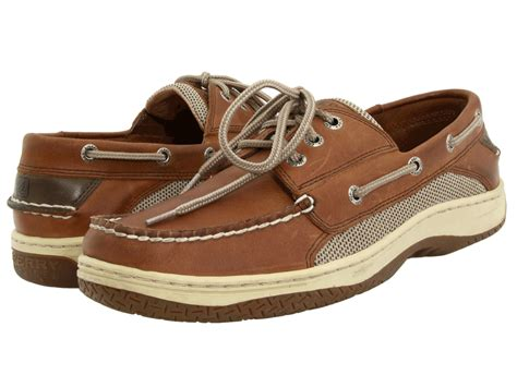 sperry shoes sperry top sider billfish 3 eye boat shoe zappos