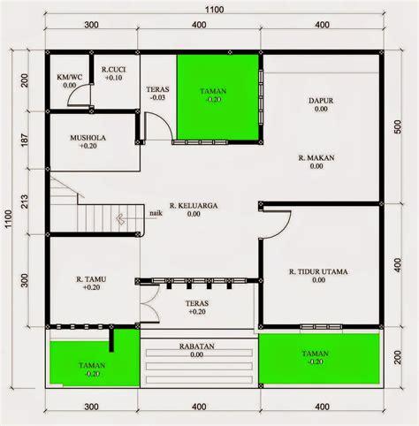 desain rumah 3 kamar mushola denah new desain rumah 3 kamar ada mushola