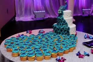 Wedding cake 36 awesome peacock theme items to inspire your life
