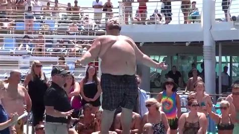 Feast Of Contest Mound 2 by Cruise Ship Belly Flop Contest 2