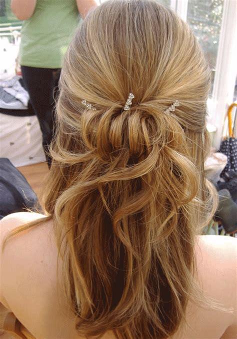 wedding hairstyles half up half down shoulder length hair mobile wedding hairdresser and makeup artist berkshire