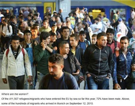 refugee rape migrant rape epidemic moves to germany american freedom