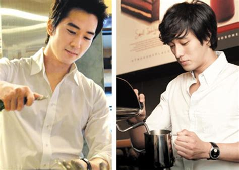 so ji sub movies and tv shows stars show business savvy with successful food coffee
