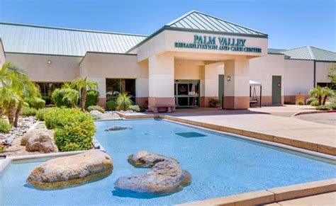 Valley Center Detox by Palm Valley Rehab Care Center