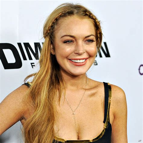 Lindsay Lohan Is Committed To Rehab after 90 day stay lindsay lohan completes court ordered