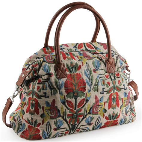 A Weekend Bag For The by Tapestry Weekend Bag