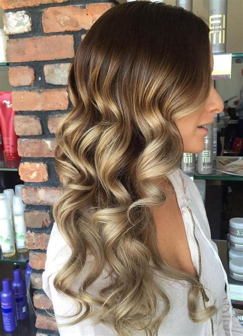 Light Brown To Blonde Ombre 60 Best Ombre Hair Color Ideas For Blond Brown Red And