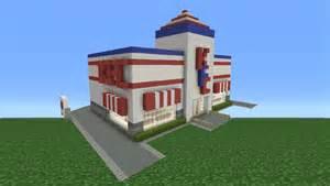 build a mansion minecraft tutorial how to make a kfc restaurant youtube