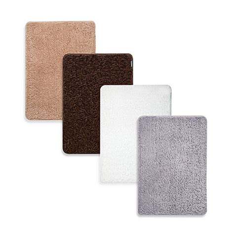 Luxury Bath Mats Microdry 174 Luxury Bath Mats Bed Bath Beyond