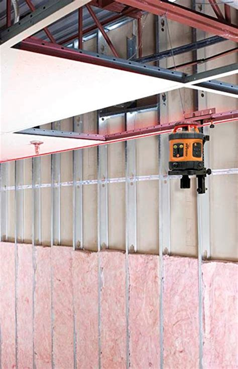 Laser Level For Ceiling by How To Install Ceiling Grid Perfectly Using Rotary Laser