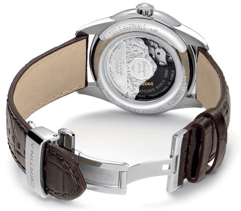 Certina Ds 1 C029 807 16 031 60 Mens Watch Anytime