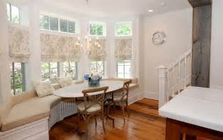 Kitchen Bay Window Treatment Ideas by How To Utilize The Bay Window Space