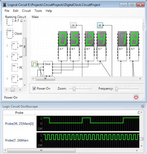 logic circuit builder logiccircuit educational software digital logic