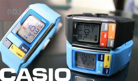 Jam Tangan Casio Remote Tv lurid retro casio watches hit tokyoflash slashgear