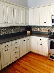kitchen transformation in antique white milk paint learn how to paint kitchen cabinets antique white