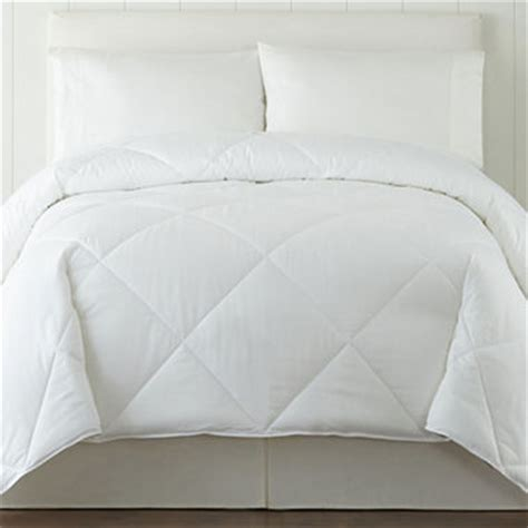 jcpenney home white down luxury comforter jcpenney home signature soft tencel 174 lyocell comforter