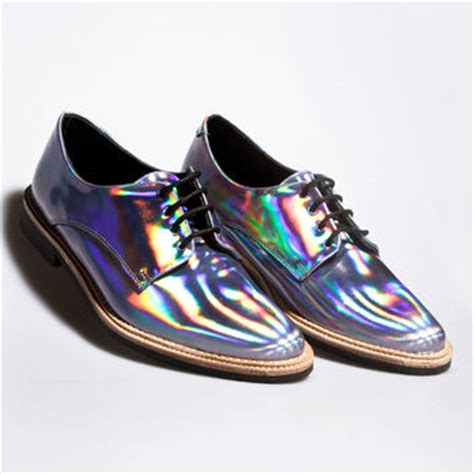 iridescent oxford shoes iridescent oxford shoes 28 images miista zoe