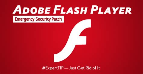 adobe update adobe to issue emergency patch for critical flash player