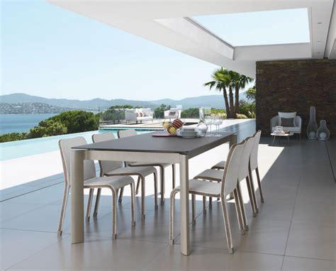 tavoli da esterno emu margot tavolo allungabile italy design