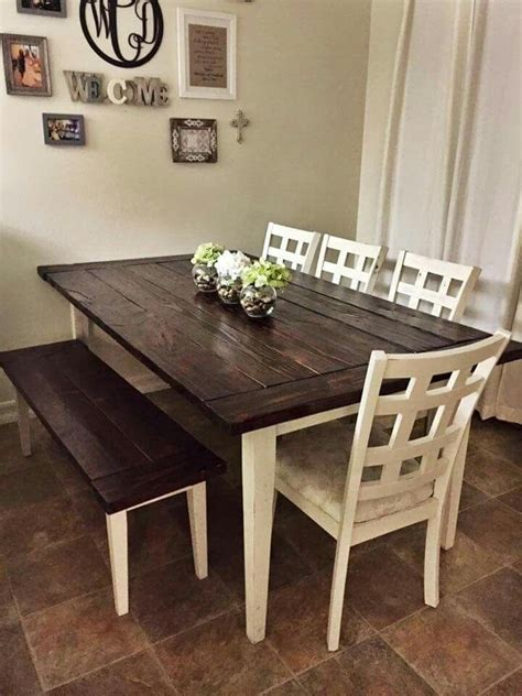 best 25 white farmhouse table ideas on pinterest 20 ideas of dining tables with white legs dining room ideas