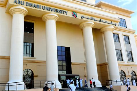 Colleges In Abu Dhabi For Mba by Abu Dhabi To Construct New Building