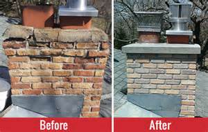 Fireplace Rebuild by Chimney Vent Services Minneapolis Mn Pixley Sweeps