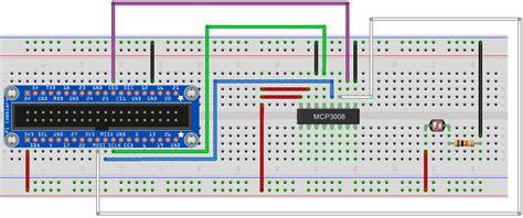 photoresistor raspberry pi acceso web de sensores analogicos para raspberry pi parte 3 171 soloelectronicos