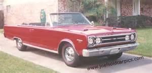 Pontiac Gtx 1967 Pontiac Gtx Joel S Car Pictures