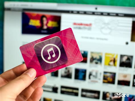 Apps To Win Itunes Gift Cards - how to redeem a promo code or gift card with itunes on mac or windows imore