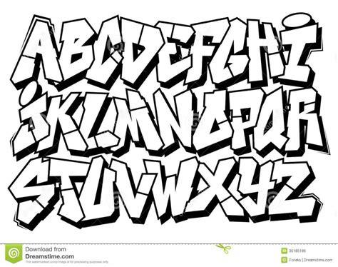 Letters Images graffiti alphabet block letters a z letters exle