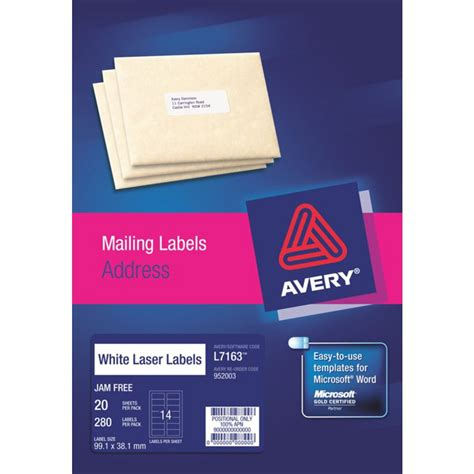 avery a4 a5 labels madrat co