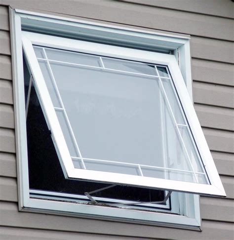 what is an awning awning window awning style window