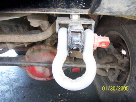 Jeep Xj Tow Hooks Front Hitch Images