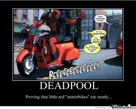 Funny Deadpool Memes - only deadpool by littleneko93 meme center