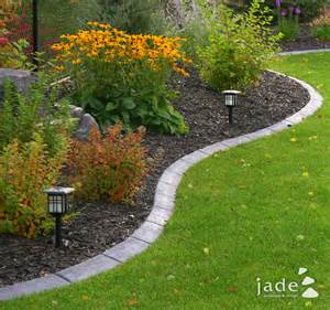 nicely defined flower bed i love the brick edging home and garden pinterest brick edging