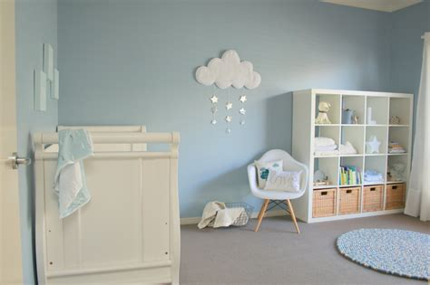 Winnie The Pooh Stickers For Walls 20 reasons to paint your nursery blue project nursery