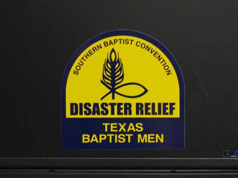 personal relief 2014 disaster relief a personal testimony first baptist