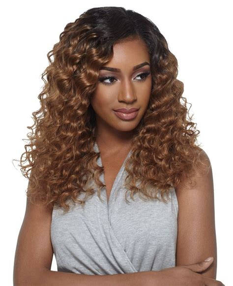 one inch curly hairstyles outre premium purple pack curly hawaiian wave beauty