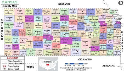 seat of allen county kansas kansas county map kansas counties list