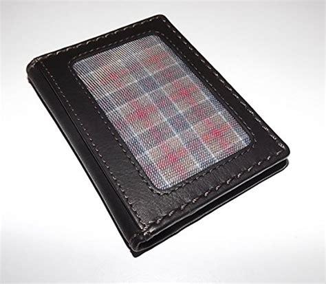 gianni conti mens italian leather bifold front pocket