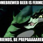 Be Prepared Meme - scar be prepared meme generator imgflip