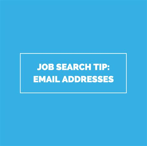 Best Email Address For Search Search Tip Email Addresses Onlyfe It S Not Complicated