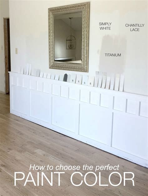 how to choose paint colors livelovediy how to choose a paint color 10 tips to help