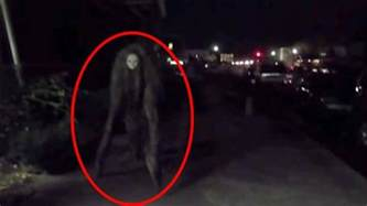 best ghost top 15 shocking horrifying things caught on tape at night paranormal