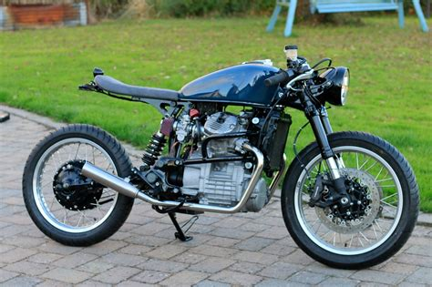 Motorrad Honda Cx500 by Honda Cx500 Cafe Racer By Rolling Retro Bikebound