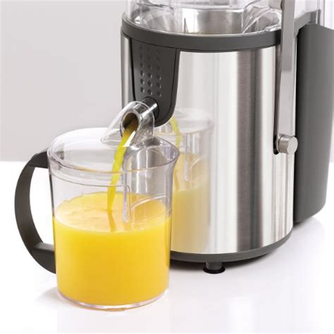 Power Juicer Innovation Store 13694 high power juice extractor stainless steel
