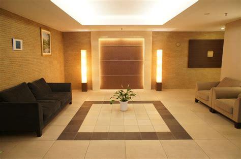 Entrance Lobby Chojamaru Apartment For Rent Plaza Homes