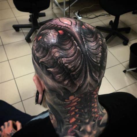 bio organic tattoo biomechanical tattoos designs best ideas for you